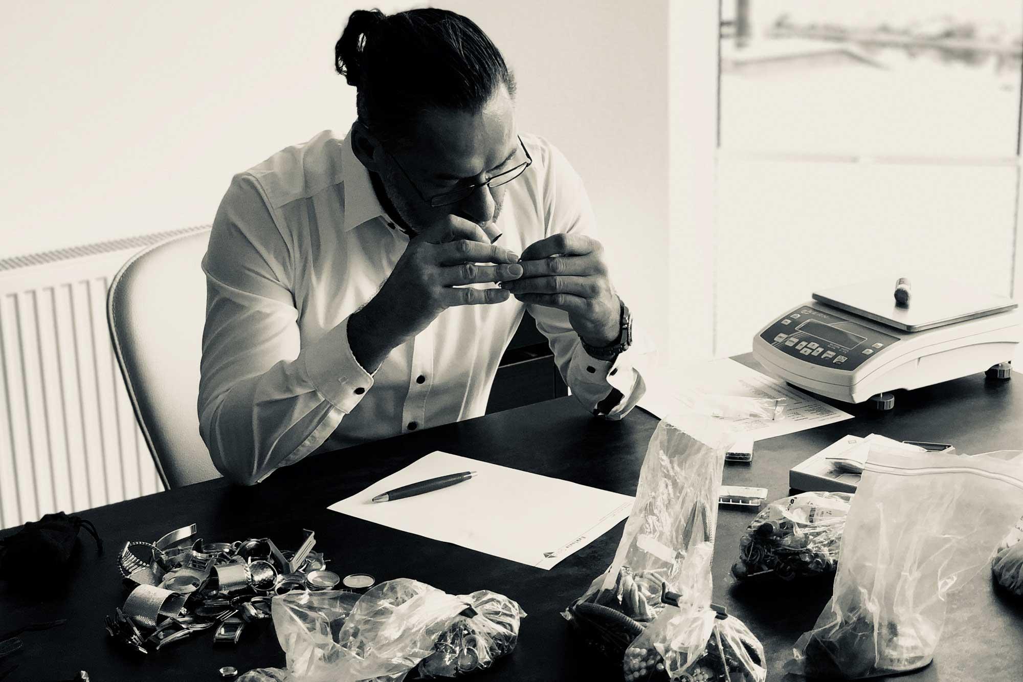 Prüfung von Erbschaften und Goldankauf in Walsrode